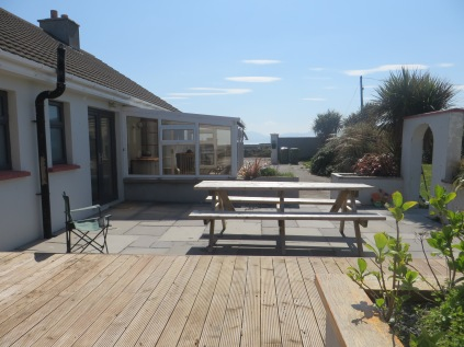 Deck & Patio - house